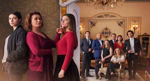 فضيلة خانم وبناتها 2 مدبلج - الحلقة 115