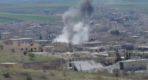 مقتل 24 مدنيا إثر انفجار لغم في ريف سلمية وسط سوريا