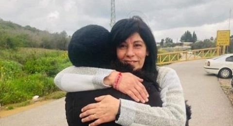 إطلاق سراح النائب خالدة جرار من سجون الاحتلال