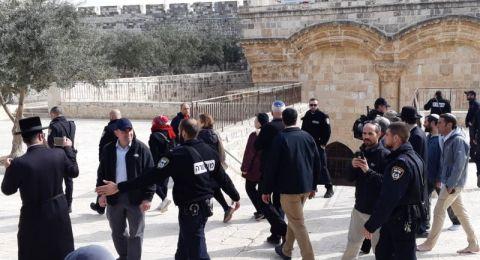 الأزهر يدعو لمواجهة إجراءات الاحتلال القمعية بالقدس