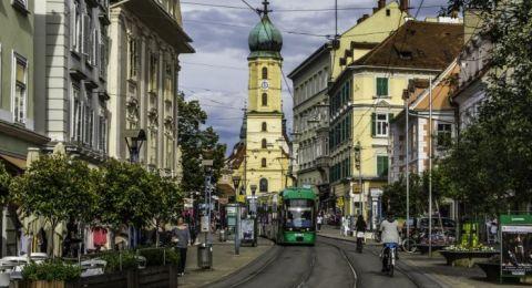أجمل الأماكن السياحية في غراتس النمساوية
