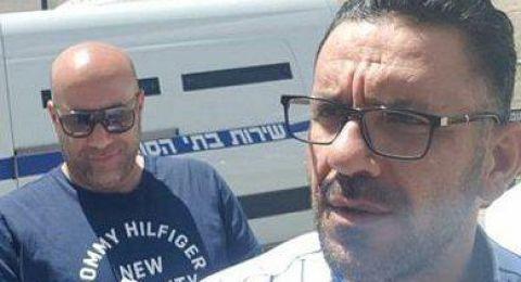 اعتقال محافظ القدس وحملة اعتقالات واسعة في العيسوية