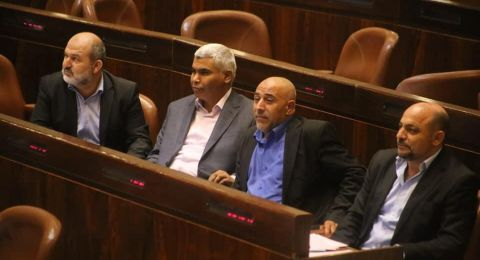 نواب القائمة الموحدة/ الحركة الإسلامية يتقدمون بشكوى للمستشار القضائي ضد نتنياهو بتهمة التّحريض