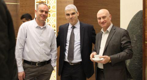 مؤتمر إقتصادي حول قوانين الضرائب الجديدة في الناصرة