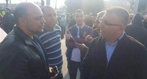 مسعود غنايم يطالب يتوجب أخذ اعتراضات أهالي الجديدة المكر بجدّيّة