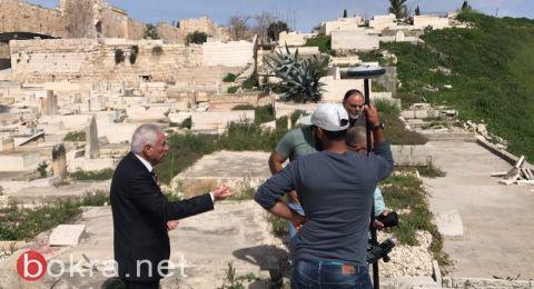 نتنياهو يصدر قرارا باعادة اغلاق مصلى باب الرحمة في الأقصى
