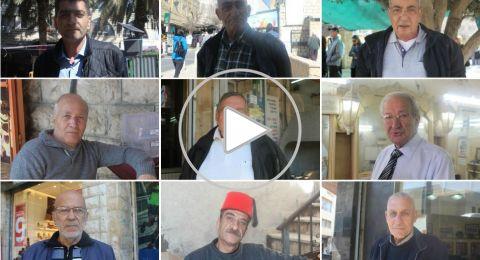 بالفيديو: نصراويون يرفضون المشاركة في الانتخابات، والسبب...