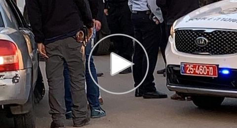 شاهد مطاردة بوليسية وتبادل إطلاق نار مع الشرطة في طوبا