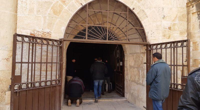 لـماذا لم تكتشف أوقاف القدس منذ 16 عاما أنه لا يوجد أمر قانوني يمنعها استخدام باب الرحمة وفتحه؟