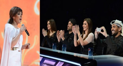 اصالة تبرر سبب توترها على مسرح X Factor