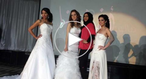 اطلاق فعاليات مهرجان الازواج والعرسان في فلسطين