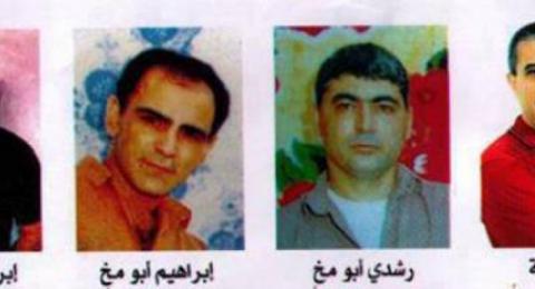 أربعة أسرى من القدامى يدخلون عامهم الـ 34 في سجون الاحتلال