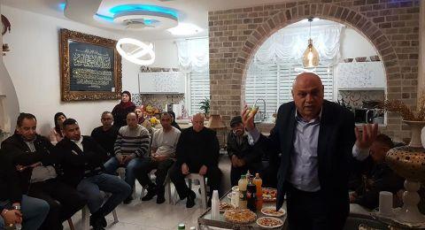حيفا: حلقة بيتية لميرتس من أجل شراكة عربية يهودية