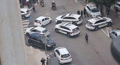 حيفا: اصابة شاب بصورة متوسطة اثر عيارات نارية