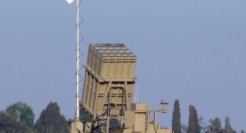 اسرائيل تقصف غزة.. والجيش الإسرائيلي ينشر «القبة الحديدية»