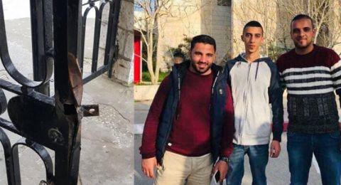 جامعة بيرزيت تستنكر وتدين اقتحام قوات المستعربين لحرمها الجامعي واعتقال 3 من طلبتها