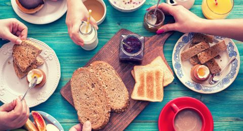 الإفطار يجعلك سعيدا طوال اليوم