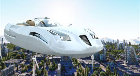 سيارات طائرة وقطارات أسرع من الصوت.. مستقبل قاتم وفاسد ينتظر البشرية!؟