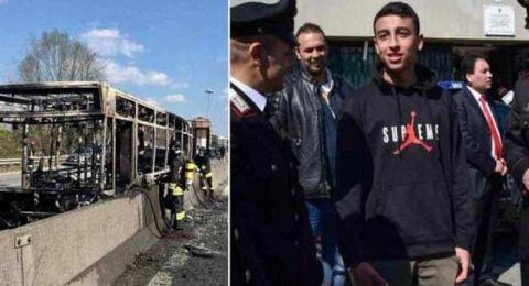 إيطاليا تكافىء فتى مصرياً بعد عمل بطولي.. هذا ما أقدم عليه وزير الداخلية