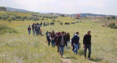 بلدية ام الفحم واللجنة الشعبية تدعوان المواطنين للمشاركة الفاعلة في مسيرة الروحة