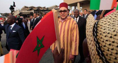 معلمون من المغرب يحتجون أمام البرلمان للمطالبة بتحسين أوضاع العمل