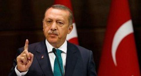 أردوغان: لن نقف مكتوفي الأيدي وسنرد على قرار ترامب حول الجولان