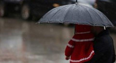حالة الطقس: انخفاض على درجات الحرارة وسقوط أمطار