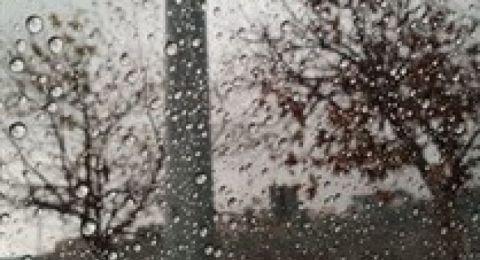 حالة الطقس:غائم جزئيا واارتفاع على درجات الحرارة