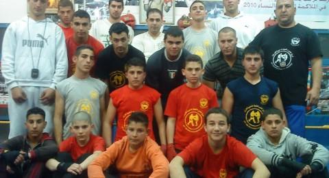 ثلاثة ابطال ملاكمة عرب سيمثلون المنتخب الاسرائيلي ببطولة اوروبا