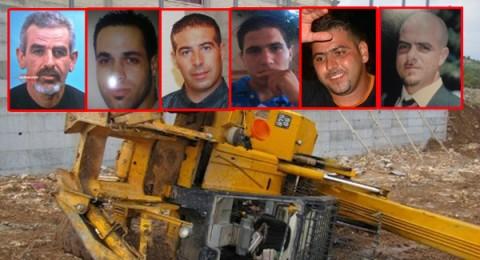 يافة الناصرة: خلال خمسة أشهر.. ستة ضحايا حوادث عمل