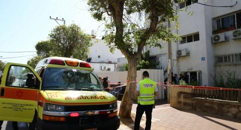 العثور على جثة جنين ملقاة بين القمامة في مستشفى أساف هروفيه