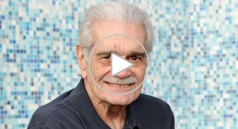 إصابة الفنان عمر الشريف بمرض  النسيان