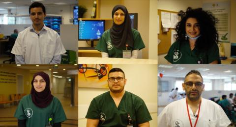 الطواقم الطبية العربية .. هكذا مرّت عليها فترة أزمة الكورونا وشهر رمضان
