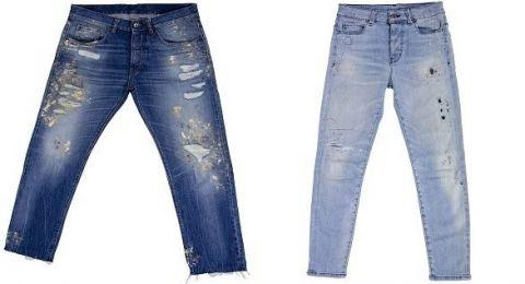 تقنية جديدة تبقي سروال الجينز نظيفاً لوقت طويل