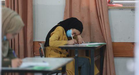 78.400 طالب يتوجهون لأداء امتحان الثانوية العامة الضفة وغزة والقدس اليوم وتأجيل الامتحان في قلقيلة بسبب كورونا