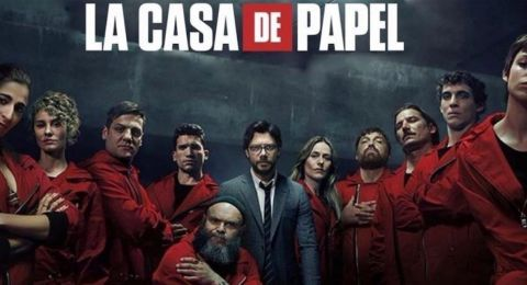 La Casa De Papel.. ممثل تركي شهير بشخصيّة