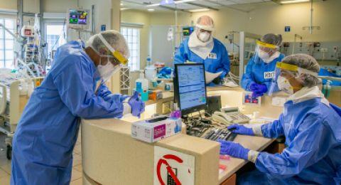 6 إصابات جديدة بفيروس الكورنا في المجتمع العربي