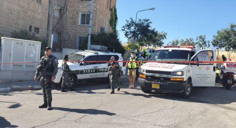 إطلاق نار على فلسطيني في القدس بزعم محاولة الطعن