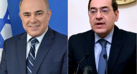 مصر واسرائيل تتفقان على عقد منتدى الغاز الإقليمي