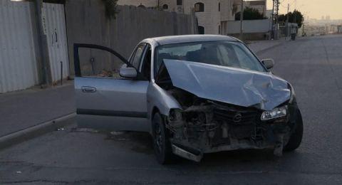 شقيب السلام: حادث طرق، والفاعل ابن 13 عامًا!