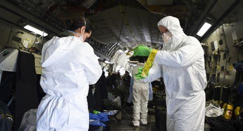 كورونا عالميا: 352,227 حالة وفاة وأكثر من 5 ملايين ونصف إصابة