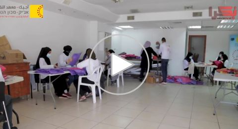 مؤسسة أجيك النقب ودورها في تصدي وباء الكورونا