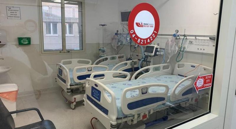 مستشفى الناصرة الانجليزي يعلن شفاء آخر مصابتين بالكورونا .. وإليكم الأرقام في البلاد