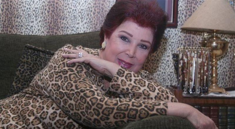 رجاء الجداوي ترد على شائعة وفاتها: أنا بخير
