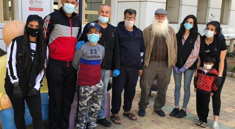 الناصرة : جمعية انماء تختم مشروعها التطوعي