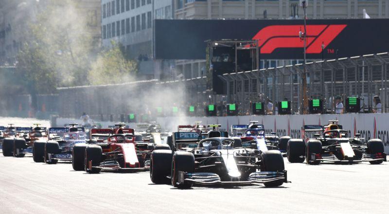 سائقو فورمولا 1 يؤيدون إقامة السباقات خلف أبواب مغلقة