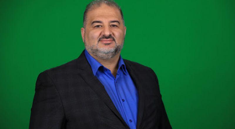 الدكتور منصور عباس نائبًا لرئيس الكنيست