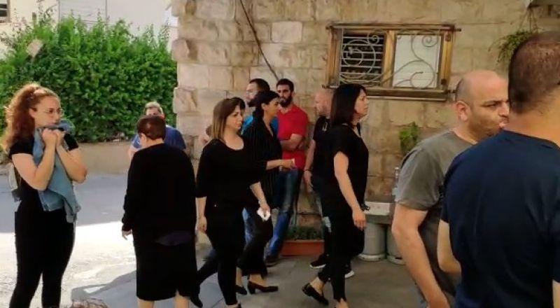 الإعلان عن موعد تشييع جثمان الفنان أيمن صفية .. حالة من الحزن في كفر ياسيف وفي الساحة الفنية