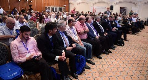 بمشاركة مئات أطباء الأسنان ومحاضرين محليين وعالميين، اختتام المؤتمر العالمي لزراعة الأسنان بالناصرة