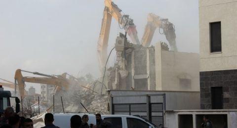 رئيس مجلس جلجولية: هدم المنزلين في جلجولية بمثابة تصفية حسابات من الشرطة